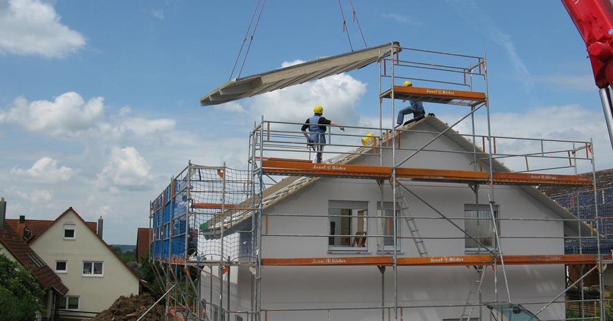 CONSTRUCTION & AGRANDISSEMENT DE MAISONS